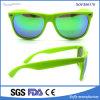 Unisex mejor venta de gafas de sol polarizadas de inyección de plástico