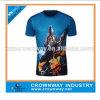 Polyester Fashion Running T-Shirt degli uomini per Men (CW-S-RS25)