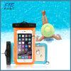 De milieuvriendelijke Waterdichte Zak van de Telefoon van pvc het Mobiele Geval van de Telefoon