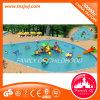 Matériel de cour de jeu de glissières d'eau de piscine