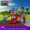 Дети играют, игровая площадка для установки вне помещений оборудование слайдов