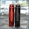 Neue Glaszwischenlage 20ml, die teleskopischer Düsen-Spray-Duftstoff-unterschiedliche Flasche dreht