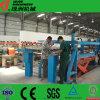 Nuevo diseño de la línea de producción de placas de yeso/que hace la máquina