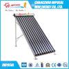 太陽給湯装置の太陽電池パネルの熱証拠の水漕
