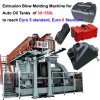 Machine diesel de soufflage de corps creux de réservoirs de carburant