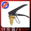 Черный цвет 3.5kg латунный корпус материал CO2 Огнетушитель клапан с ISO утверждения
