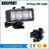 Weterproof tauchendes Unterwasser-LED Licht für Sport-Kamera