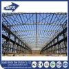Almacén industrial prefabricado constructivo de la estructura de acero del metal de la luz del marco del aguilón