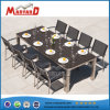 Style australien de grande taille 8 places Set de table