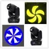 Etapa de luz LED DMX Cabezal movible LED de luz LED Spot Gobo haz de luz LED de cabezal movible Spot 150W