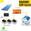 Китай наилучшее качество 5Квт Главная Солнечная энергия системы