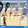 De openlucht reclame Aangepaste Vlag van het Strand van de Veer van de Traan