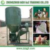 Las aves de corral animales introducen a procesadores de alimento ganado mezclador de la alimentación