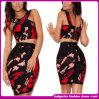 Женщин новейшей 2014 оптовой Sexy Bodycon порванный жгут платье (E-8-088077)
