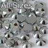 Bergkristal van het Kristal van de Moeilijke situatie van de fonkeling het niet Hete voor Dame Bags Decoration (fb-SS20 zilver)