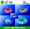 Tira clara flexível impermeável do diodo emissor de luz (OGR-006)