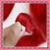 De maagdelijke Buitensporige Kleur Rechte 24inch van het Menselijke Haar van de Band Remy
