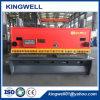 Ce Guillotine гидравлический деформации машины на металлическую пластину (QC11Y-12X3200)