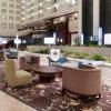 Disegno moderno variopinto del sofà dell'ingresso del migliore hotel occidentale
