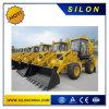 Silon 상표 좋 가격 (WZ30-25)를 가진 소형 바퀴 굴착기 로더