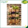 Onlylife 9 Taschen, die Beutel-vertikalen Garten-Pflanzer-Speicher-Beutel hängen