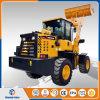 판매를 위한 소형 정면 Enf 바퀴 로더가 로그에 의하여 장비 격투한다