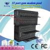 Bulk SMS/MMS Modem를 위한 Wavecom Q2403 Q2406에 GSM 32 Port Modem Based