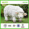 Resin Material (NF87136)의 호주 Style Fluffy Mutton Statue