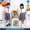 Горячая продажа девочек и мальчиков школьной формы для летнего