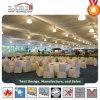 De Tent van het Huwelijk van de duidelijk-Spanwijdte van de luxe met Stoelen en Lijsten