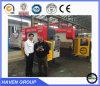 WE67K CNC hydraulische persrem en buigende machine