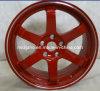 광선 Volk Te37 Car Alloy Wheel Rim (mjh)