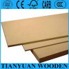 2-25mm, MDF liso de 1220*2440mm MDF/Raw