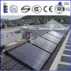 Chauffe-eau actionné solaire fendu de caloduc