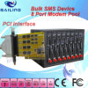 External Antenna를 가진 Mc55/Mc56 USB/PCI GSM Modem Pool