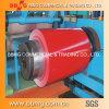 Galvanisiert walzten vorgestrichene/Farbe beschichtete gewellte Dach-Fliesen des Stahl-ASTM PPGI/heißes/Dach-Stahlring-Zink-Fabrik-Zubehör direkt kalt
