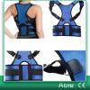 Los hombres Volver Corrector de Postura espalda Tirantes cinturones lumbares de correa de soporte de la correa de la postura del corsé
