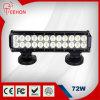 Doubles éclairage LED 4X4 Bar 72W de Rows 12 '' avec IP68, CE, RoHS pour Jeep, Truck, SUV