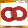 Rondella rossa dell'isolamento della fibra di RC per l'aereo di modello