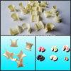 Ceramic encoché Eyelet (oeillets en céramique d'Alumina pour le textile, le yarn&wire)