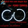 高品質のTerria CCFLの天使はフォードTerriaのためのリングハローリングヘッドライトを注目する
