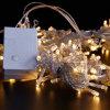 3X3m Natal de 304 diodos emissores de luz que Wedding a luz decorativa da cortina