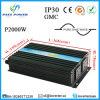 del inversor puro de la energía solar de la onda de seno de la CA 110V 220V de la C.C. 12V 24V 48V la monofásico de la rejilla 2000 vatios