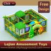 Campo de jogos interno do estilo futuro pequeno do mundo do tamanho (ST1407-4)