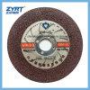 De scherpe Dunne Scherpe Schijf van het Wiel T41 voor Metaal 100125mm