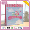 Bolsas de papel revestidas del regalo del arte de los niños del buho de Litte