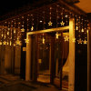 indicatore luminoso della tenda 1m60LED con la stella Ce&RoHS approvato