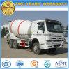 Camion del miscelatore del timpano del cemento M3 della betoniera 9 di HOWO per l'esportazione