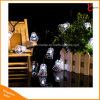 Im Freiengarten-kleiden Solardekoration-Zeichenkette-Licht für Partei-und des Festival-LED Lampe oben Zeichenkette-Licht