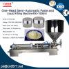 G1wgd1000 una cabeza de la máquina de llenado de líquido y pegar